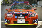 Polizeiauto Holden SS Commodore