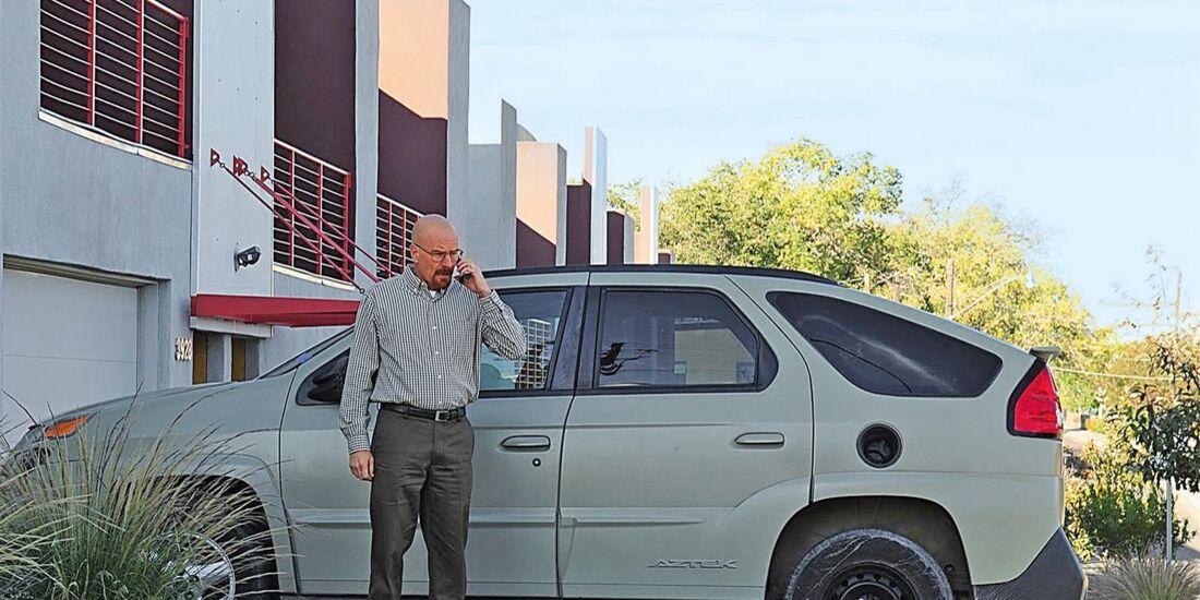 Pontiac Aztek Youngtimer 02/2033