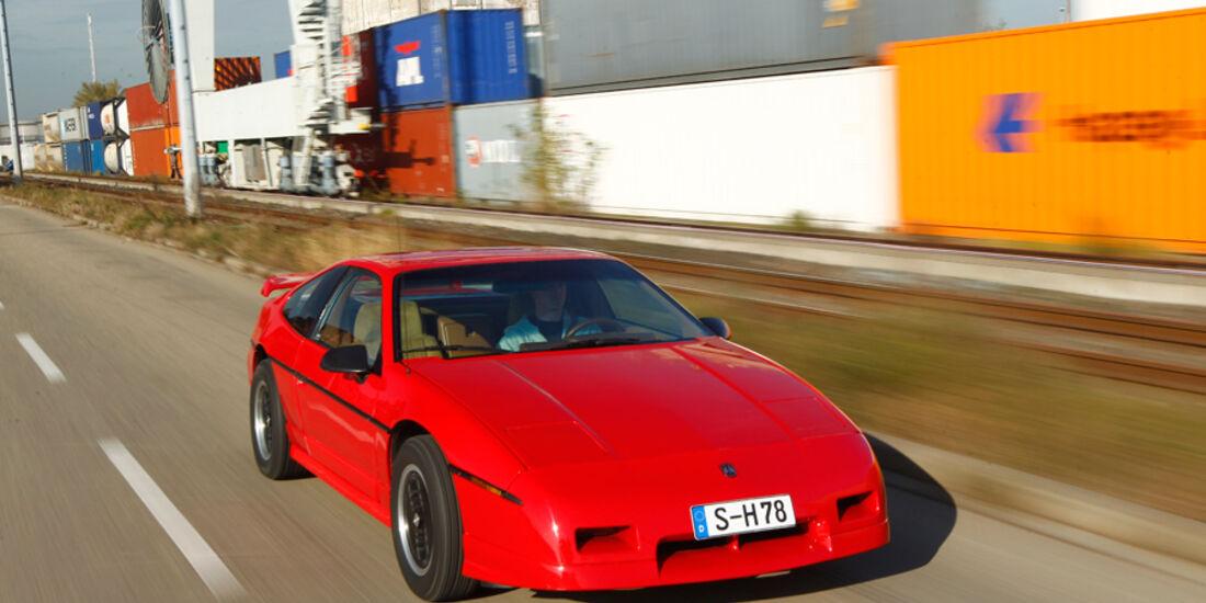 Pontiac Fiero Gt Ferrari Double Aus Den Usa Auto Motor Und Sport