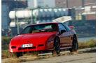 Pontiac Fiero GT, Frontansicht