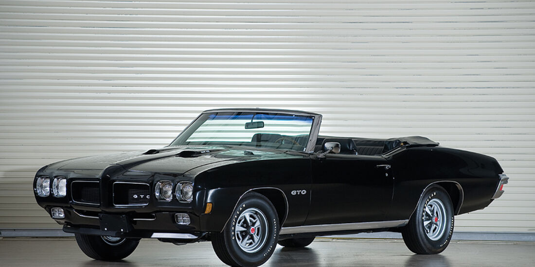 Pontiac GTO Convertible (Frontansicht)