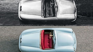 Porsche 356 Roadster Replika