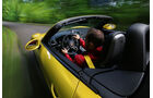 Porsche 718 Boxster, Fahrt, Impression