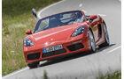 Porsche 718 Boxster S Front