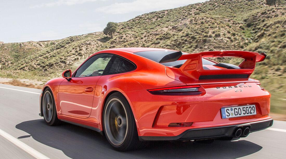 Porsche 911 991 (2018) GT3 RS
