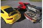 Porsche 911 (991), Porsche 959, Porsche 993, sport auto 12/2015