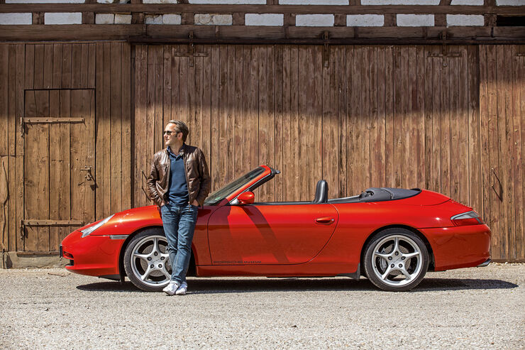 porsche 911 996 cabrio der g nstigste einstiegs elfer auto motor und sport. Black Bedroom Furniture Sets. Home Design Ideas