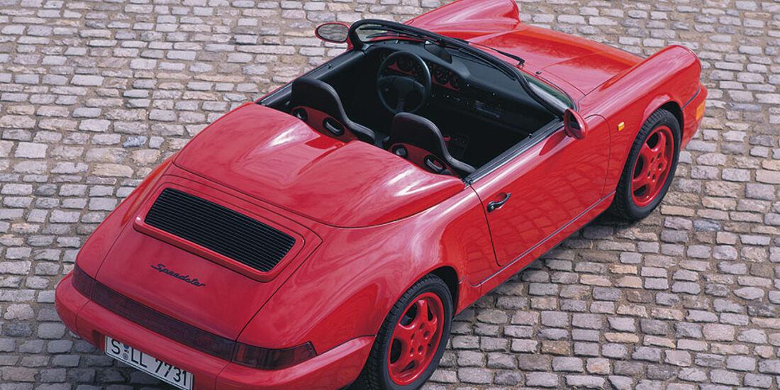 Porsche 911 Carrera 2 3.6 Speedster (Bj. 1993)