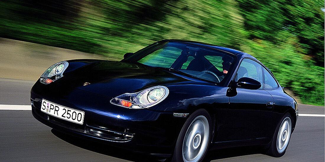 Porsche 911 Carrera 3.4 Coupe
