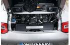 Porsche 911 Carrera Cabrio, Motor