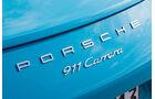 Porsche 911 Carrera Cabriolet, Typenbezeichnung