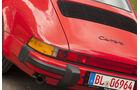 Porsche 911 Carrera, Heck
