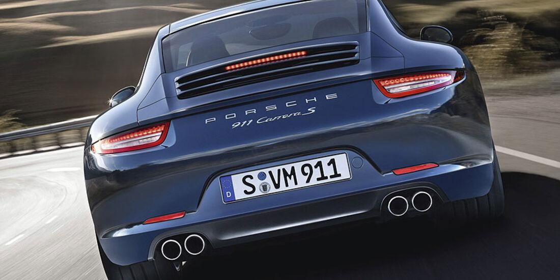 Porsche 911 Carrera S 991