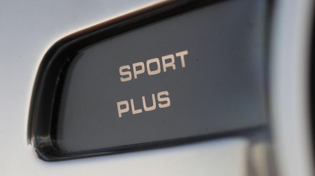 Porsche 911 Carrera S Cabrio, Sport Plus, Fahreinstellung