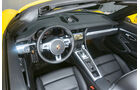 Porsche 911 Carrera S Cabriolet, Cockpit, Lenkrad