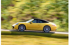 Porsche 911 Carrera S Cabriolet, Seitenansicht