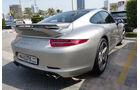 Porsche 911 Carrera S - Carspotting Bahrain 2014