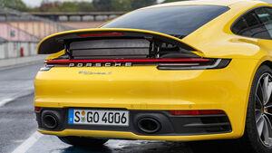 Porsche 911 Carrera S, Exterieur
