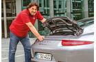 Porsche 911 Carrera S, Motor, Heinrich Lingner