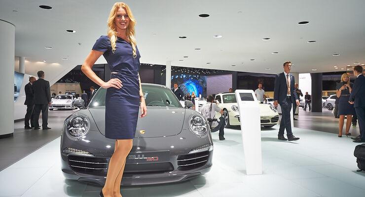 Porsche 911 Carrera Sondermodelle 50Jahre