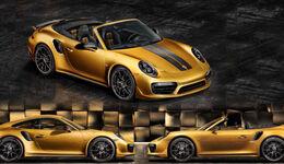 Porsche 911 Exclusive Turbo Cabrio