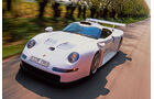 Porsche 911 GT1 (1996) - Supersportwagen - Test - AMS 1997