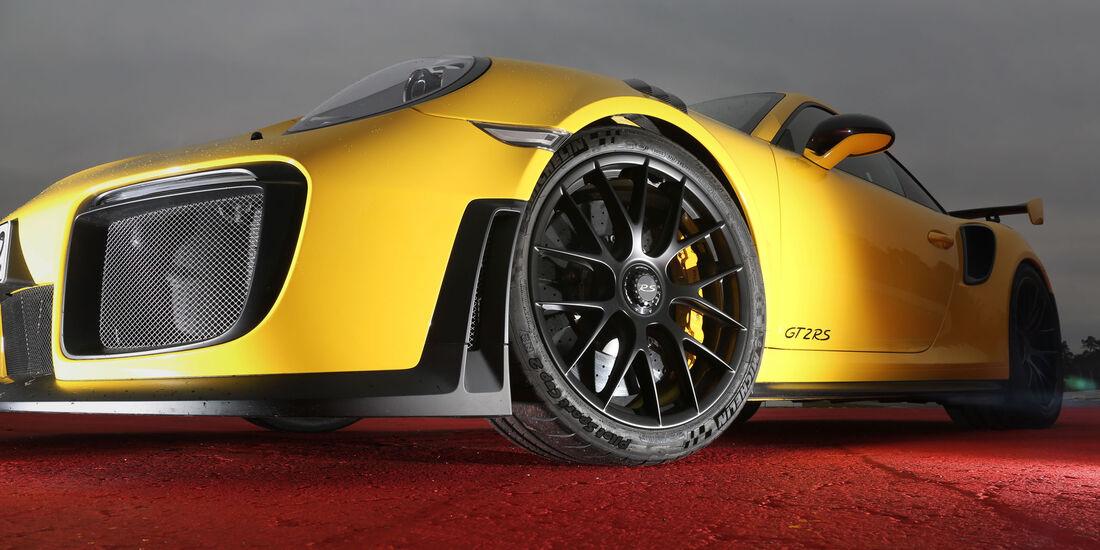 Porsche 911 GT2 RS - Test - Supersportwagen