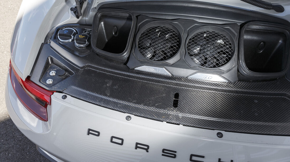 Porsche 911 GT3 (991), Motor
