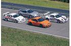 Porsche 911 GT3 Cup 911 GT3 911 GT3 RS 911 GT3 RSR 2006