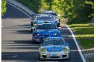 Porsche 911 GT3 Cup - Freies Training - 24h-Rennen Nürburgring 2017 - Nordschleife