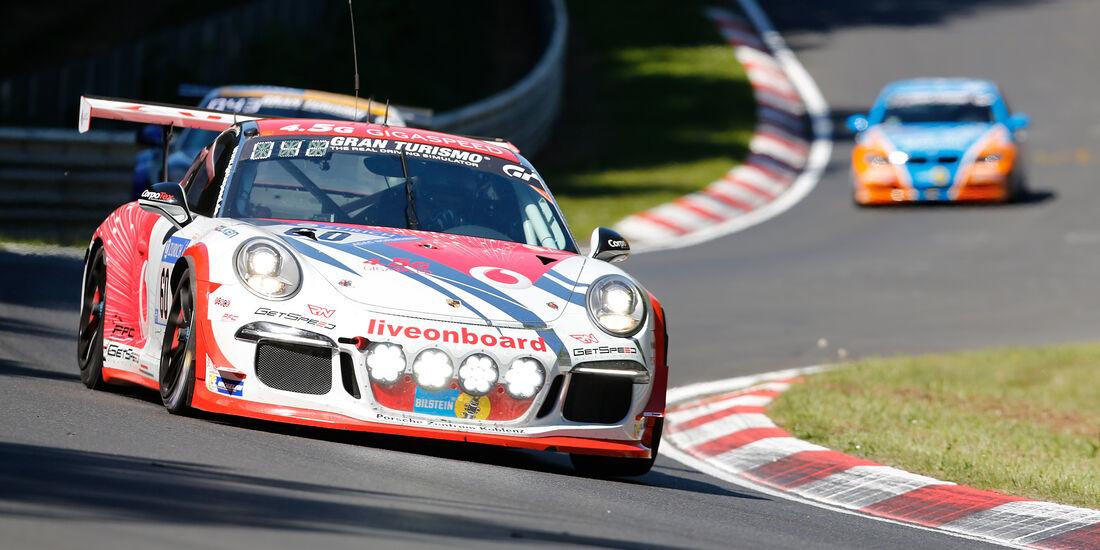 Porsche 911 GT3 Cup - Startnummer #60 - 2. Qualifying - 24h-Rennen Nürburgring 2017 - Nordschleife