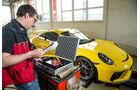 Porsche 911 GT3 Leistungsmessung