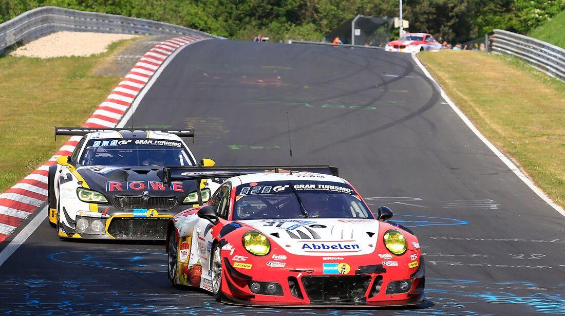 Porsche 911 GT3 R - #31 - 24h Rennen Nürburgring 2018 - Nordschleife