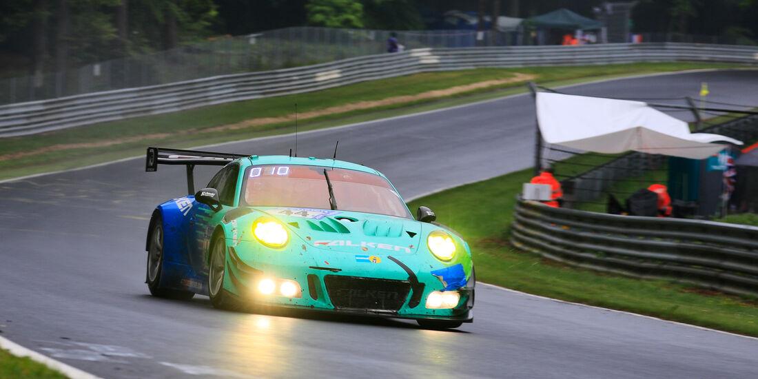 Porsche 911 GT3 R - Startnummer #44 - 24h-Rennen Nürburgring 2018 - Nordschleife - 13.5.2018