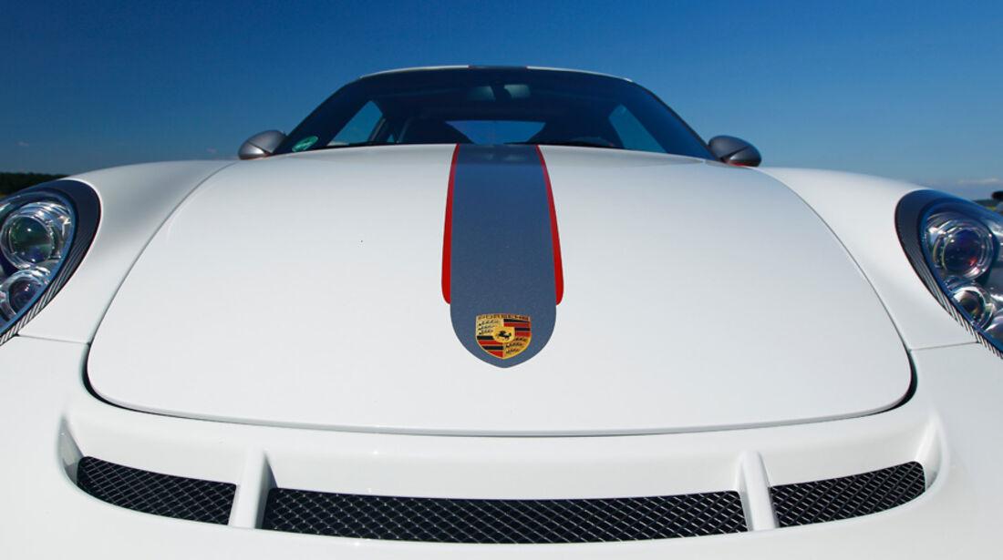 Porsche 911 GT3 RS 4.0, Motorhaube