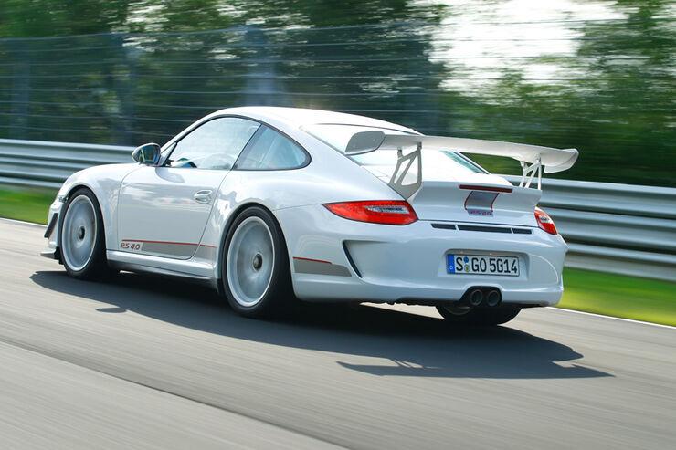 Porsche 911 GT3 RS 4.0 im Supertest: Königs-Elfer mit Rennsport ...
