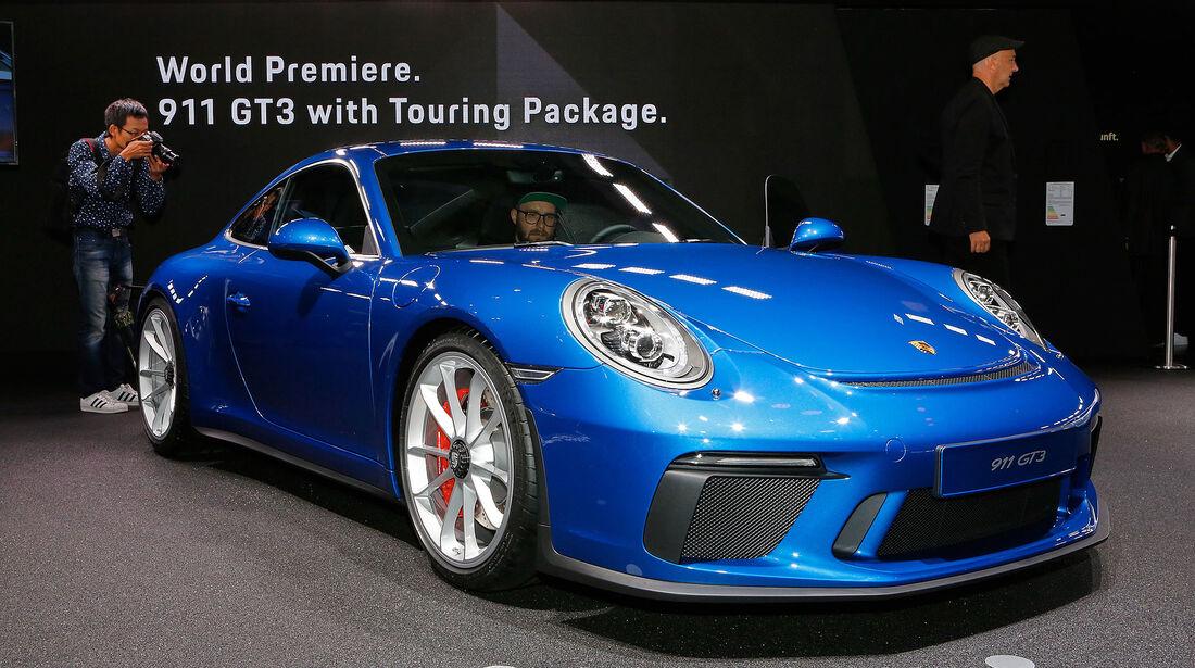 Porsche 911 GT3 Touring-Paket IAA 2017