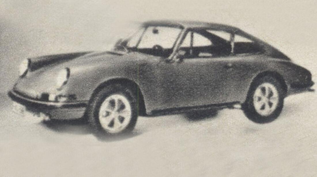 Porsche, 911-S, IAA 1967