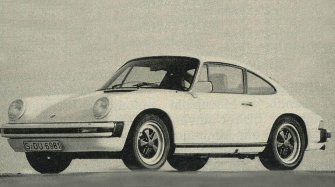 Porsche, 911 SC, IAA 1981