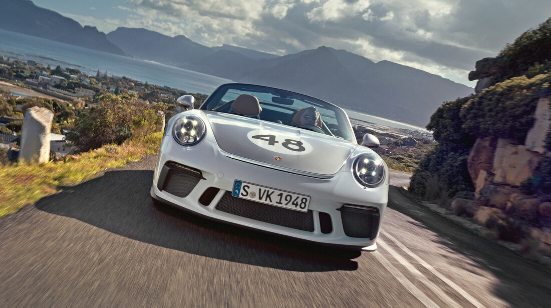 Porsche 911 Speedster - Serie - Cabrios ueber 150000 Euro - sport auto Award 2019