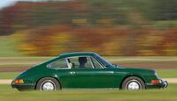 Porsche 911 T 2.4, Seitenansicht