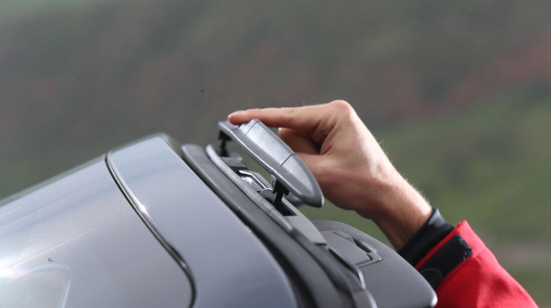 Porsche 911 Targa 4S, Minispoiler