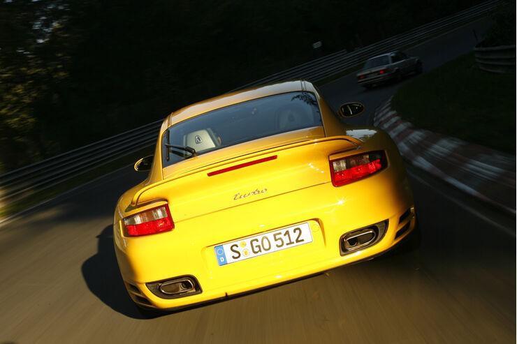 porsche 911 turbo im supertest auf nordschleife und hockenheimring auto motor und sport. Black Bedroom Furniture Sets. Home Design Ideas