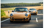 Porsche 911 Turbo 993 Project Gold