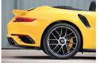 Porsche 911 Turbo S Cabriolet, Rad, Felge
