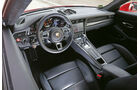 Porsche 911 Turbo S, Cockpit