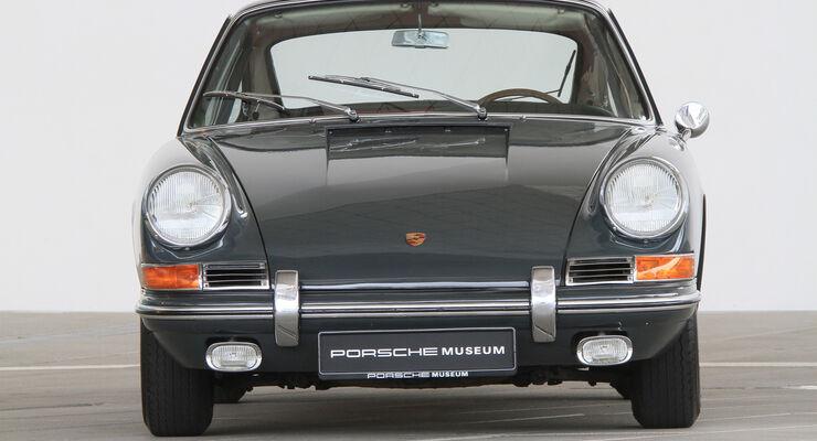 Porsche 911, Urmodell, Frontansicht