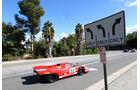 Porsche 917-Nachbau, Seitenansicht