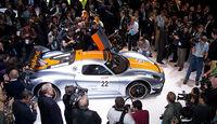 Porsche 918 RSR, Detroit Motor Show, Rundgang