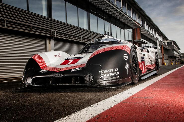 Porsche 919 Tribute - Spa-Francorchamps - 2018